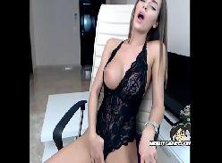Bundas na webcam